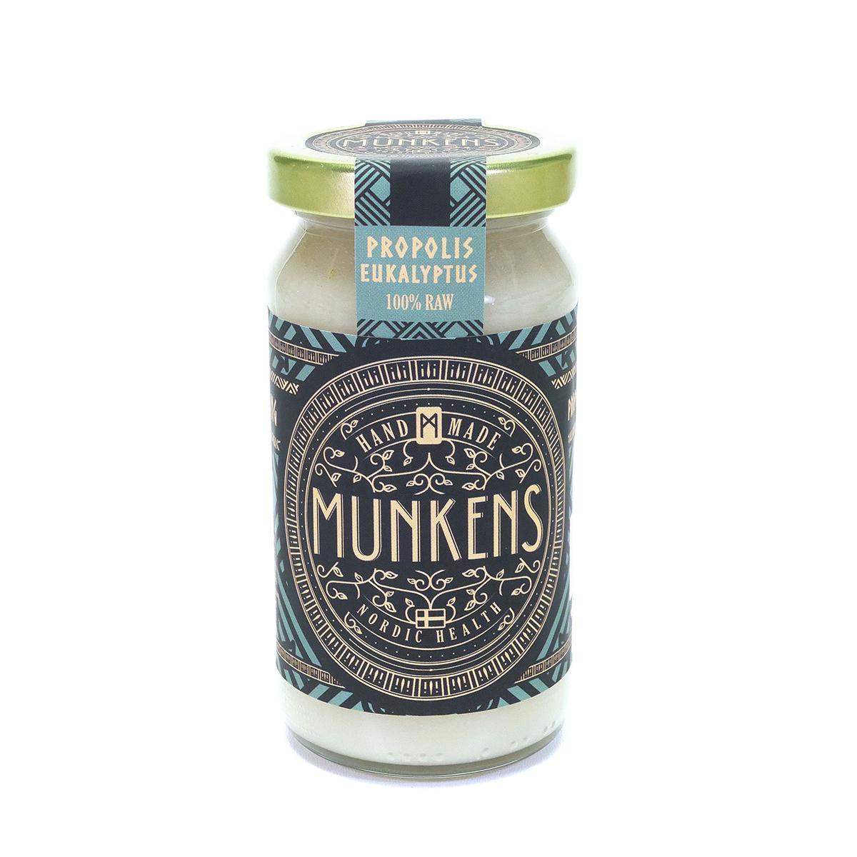 Munken_Svensk_Honung_Propolis_Eukalyptus_280g