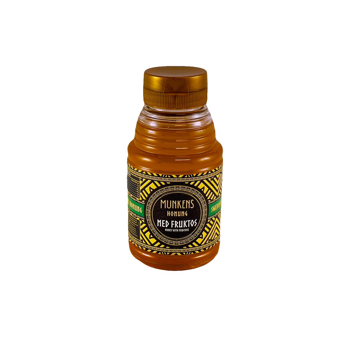 Munkens Flytande – Honung med fruktos