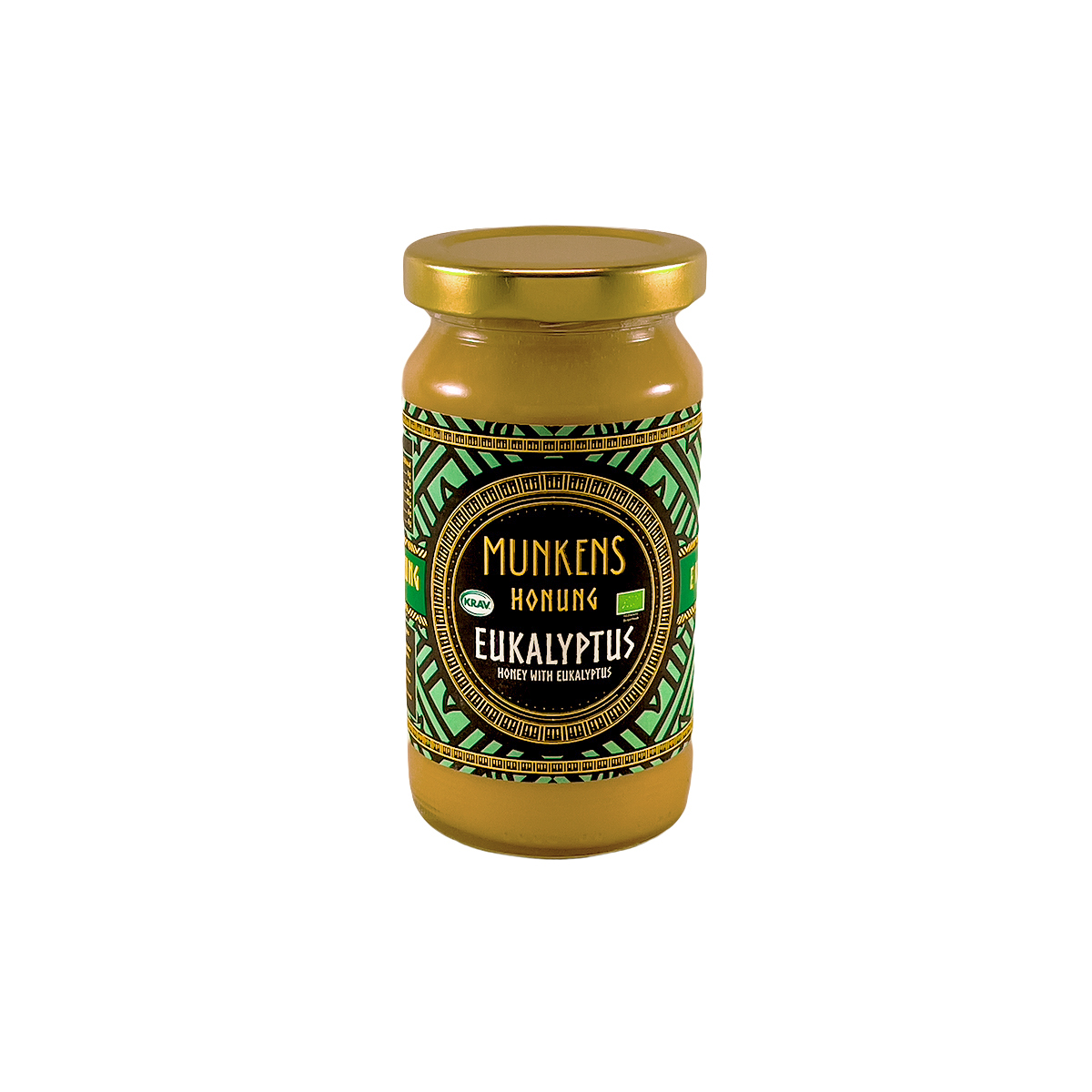 Munkens Honung – Kallrörd:Rå:Raw – Eukalyptus 280g